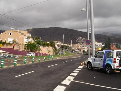 OBRAS DE ABASTECIMIENTO Y SANEAMIENTO ZONA CENTRO DE SANTA CRUZ DE TENERIFE