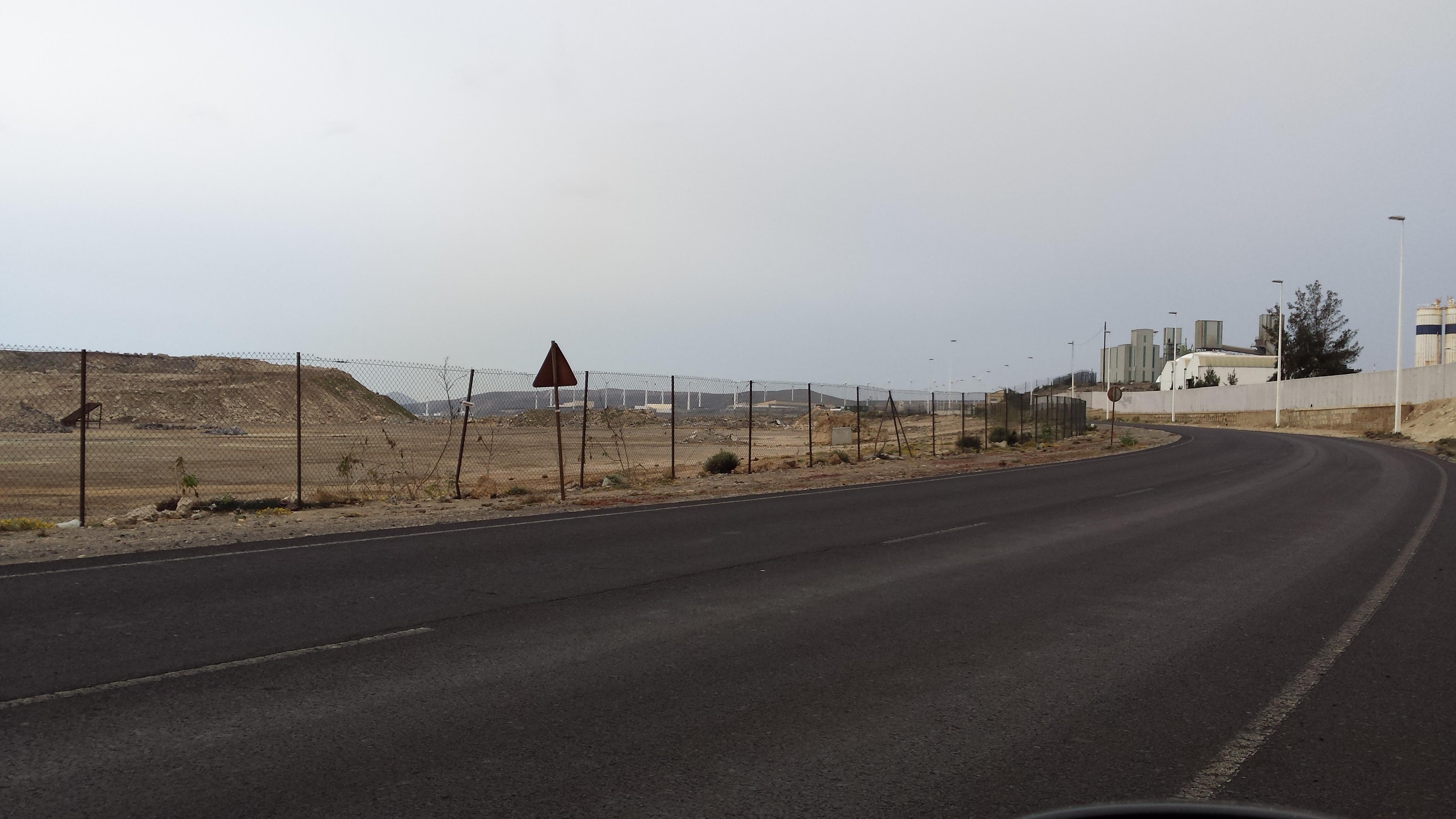 (Español) Redacción proyecto urbanización del viario básico del puerto de Granadilla