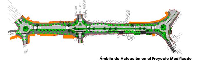Dirección de obras avenida de Los Pueblos